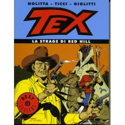 Tex la strage di red hill