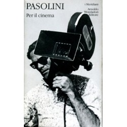Pasolini. Per il cinema