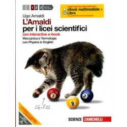 Amaldi per i licei scientifici, L'