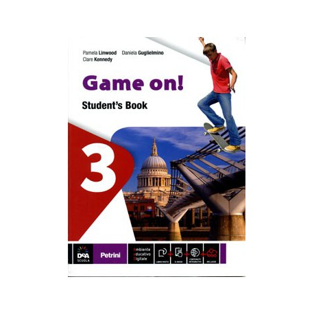 game on! 3 Student's book