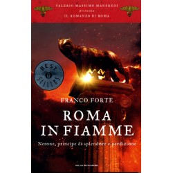 Roma in fiamme