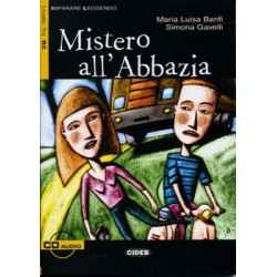 Mistero all'abbazia+CD audio.  Livello Tre -B2