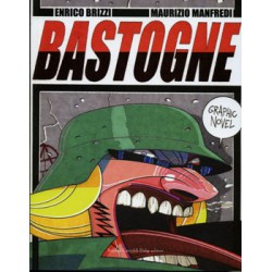 Bastogne graphic novel